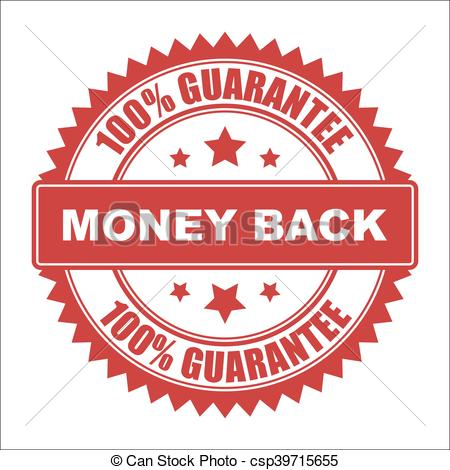 Money Back Seal - Csp39715655-Money back seal - csp39715655-17