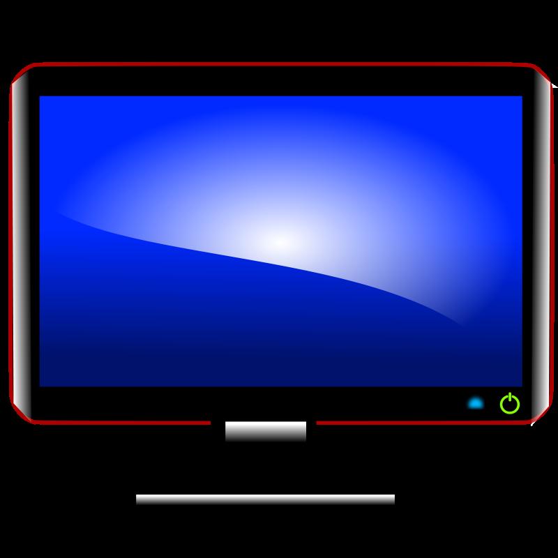 monitor clipart