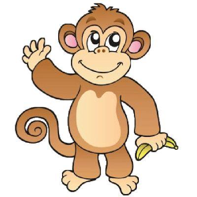 monkey clipart-monkey clipart-0