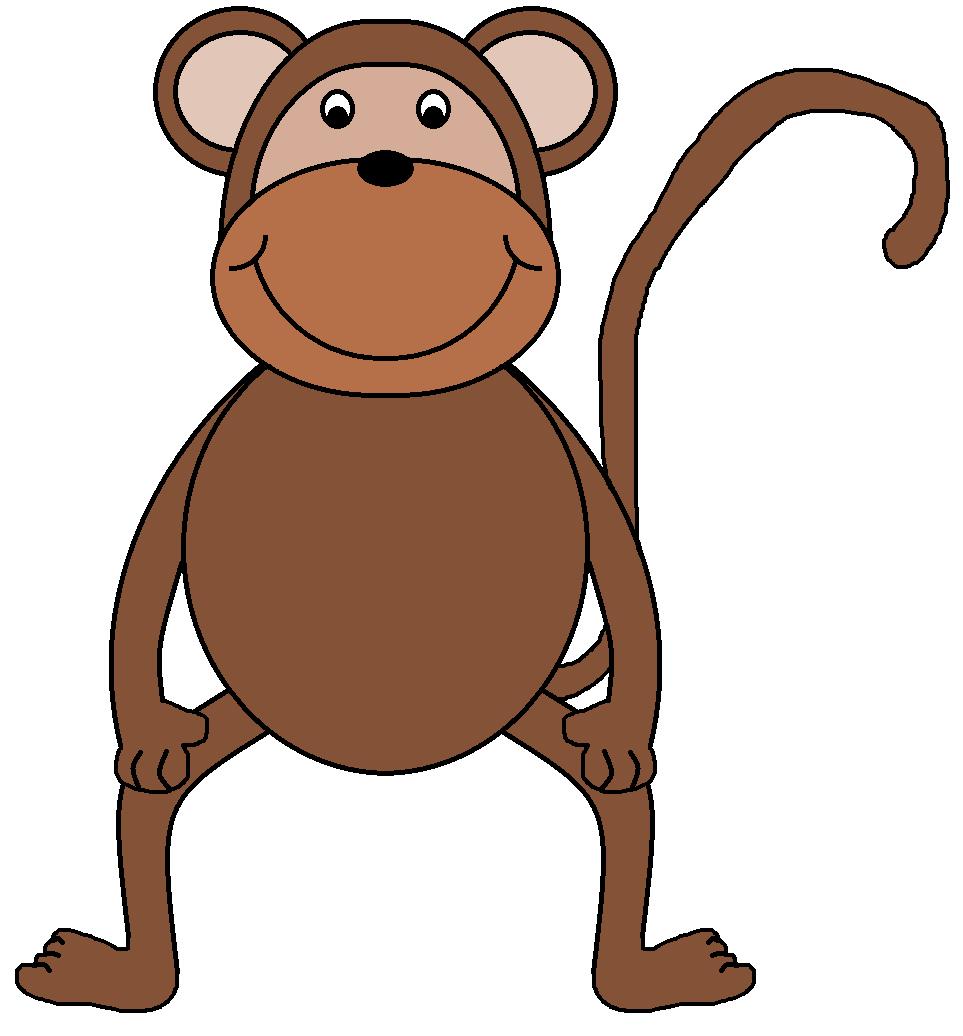 Monkey Clip Art-Monkey Clip Art-16
