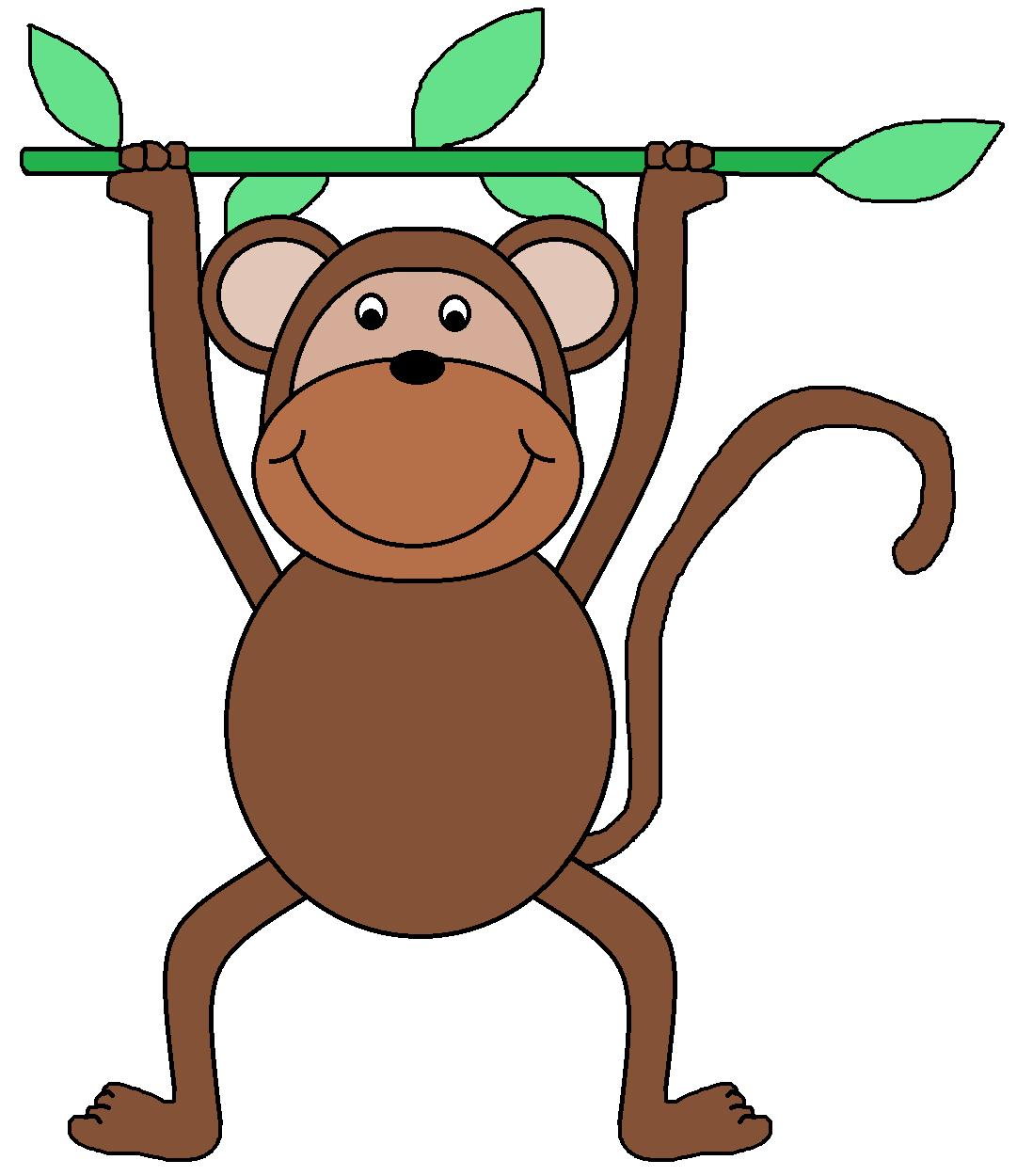 Monkey Clip Art-Monkey Clip Art-14