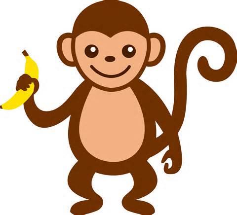 Monkey Clipart-Monkey Clipart-1