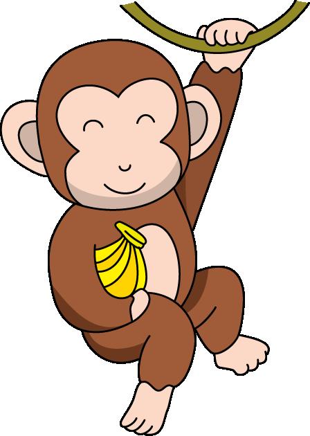 Monkey Clipart Free Clipart-Monkey clipart free clipart-15