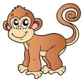 Monkey Dancing U0026middot; Cute Small M-Monkey dancing u0026middot; Cute small monkey-18