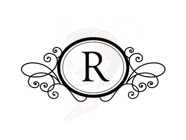 Monogram Digital Frames Clip Art Clip Art Diy Engagement Wedding