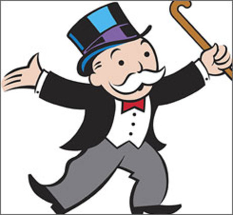 monopoly clipart