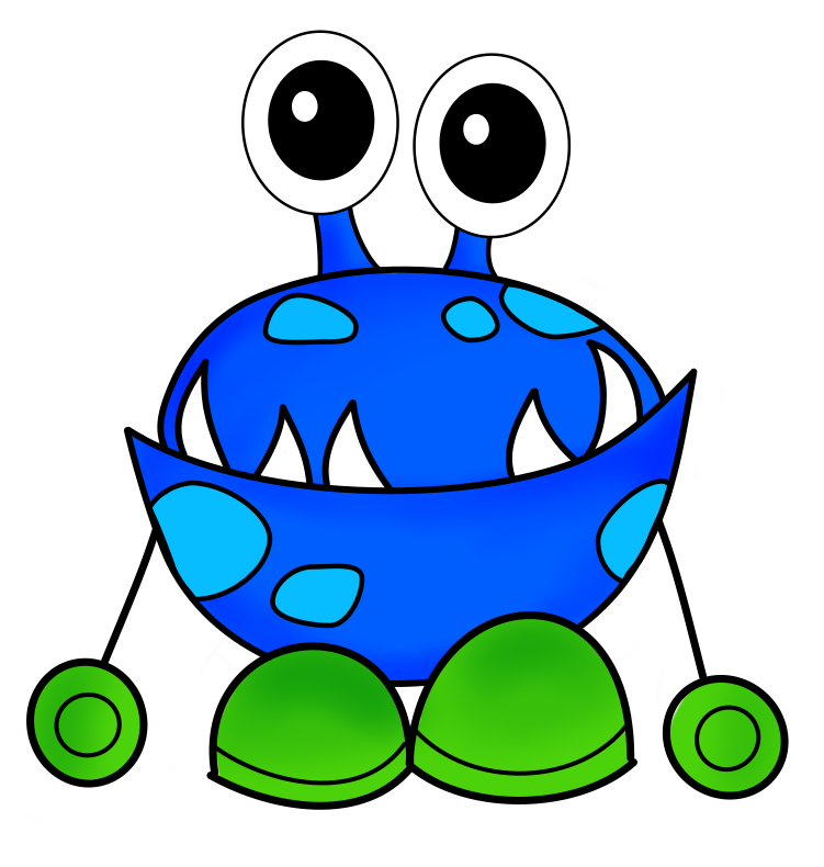 monster clipart-monster clipart-14