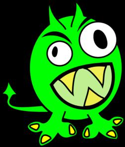 Monster Clip Art-Monster Clip Art-6