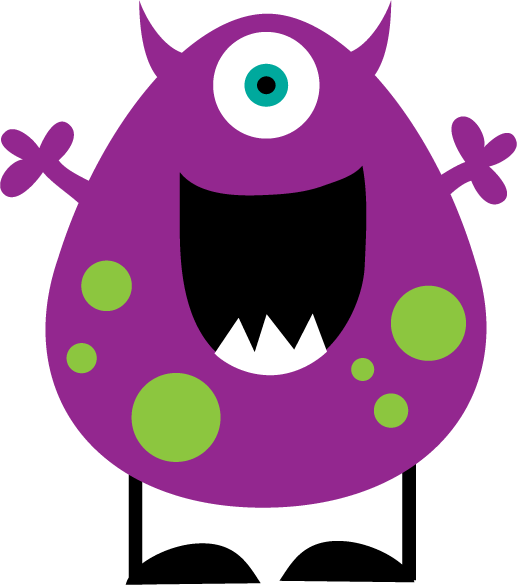 Monster clipart 0-Monster clipart 0-9