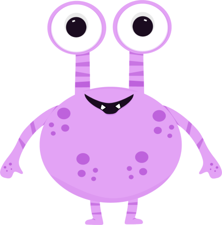 Monster clipart 8 clipart kids pedia-Monster clipart 8 clipart kids pedia-6