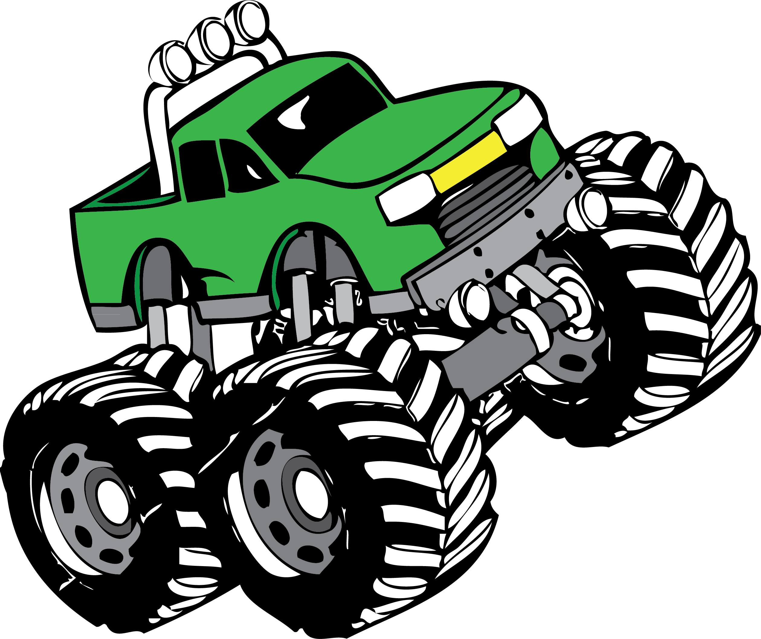 Monster Truck Clip Art-Monster Truck Clip Art-0