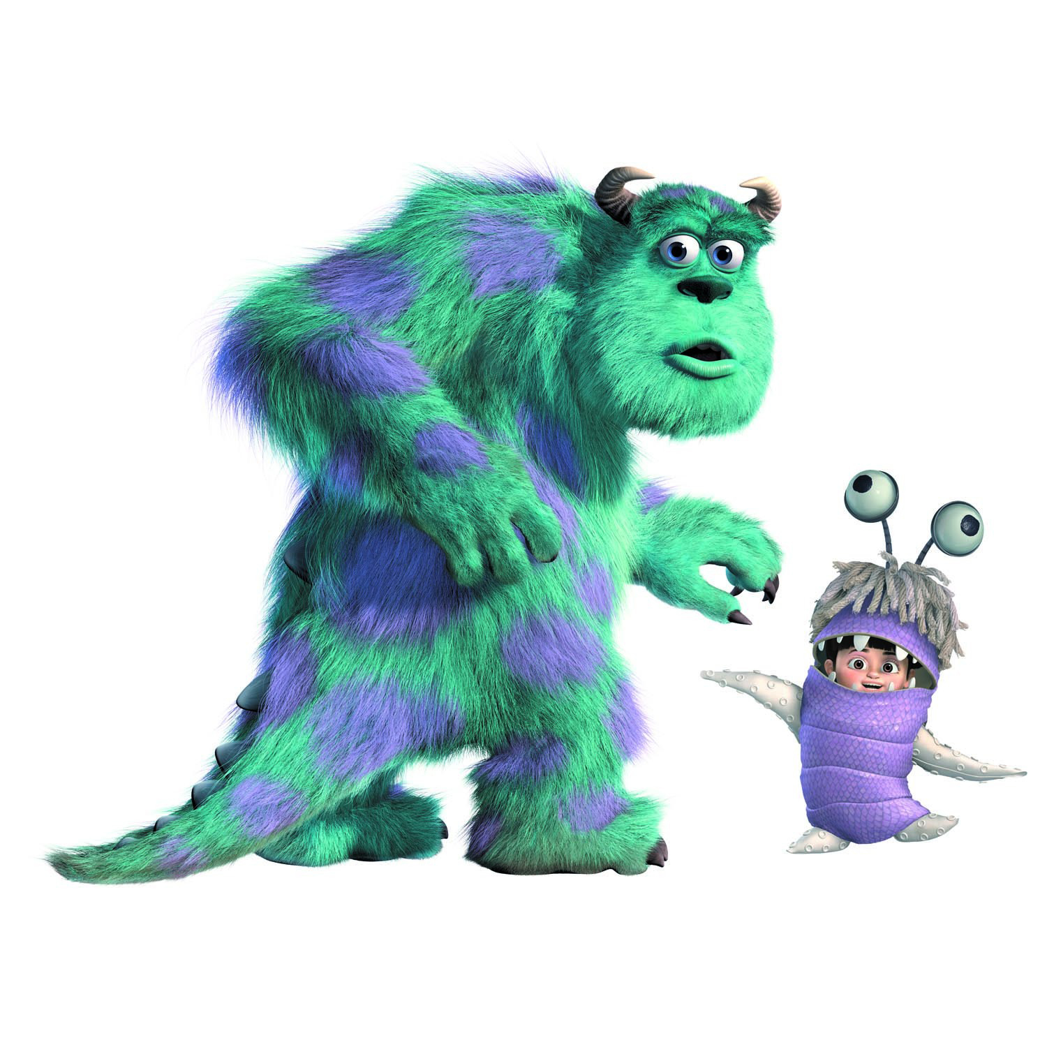 Monsters Inc Sully Clip Art ..