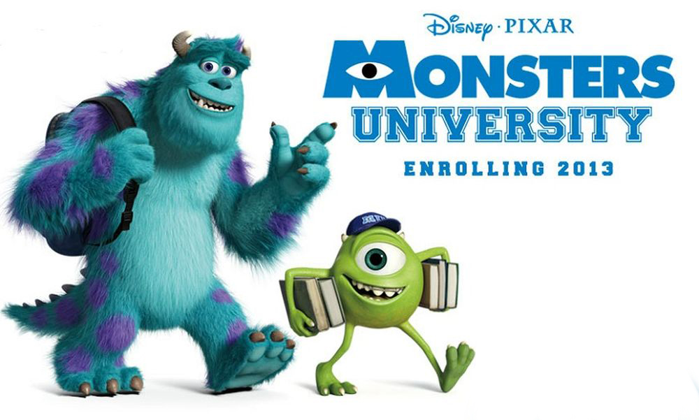 Monsters University (2013) - Canavarlar Üniversitesi