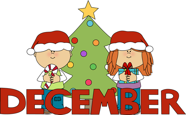 Month of December Christmas