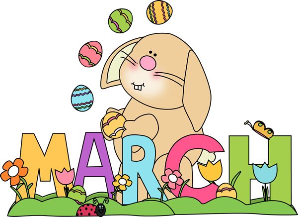 Month Of March Easter Bunny-Month of March Easter Bunny-17
