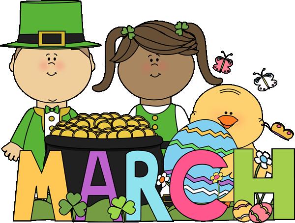 Month of March Holidays-Month of March Holidays-1