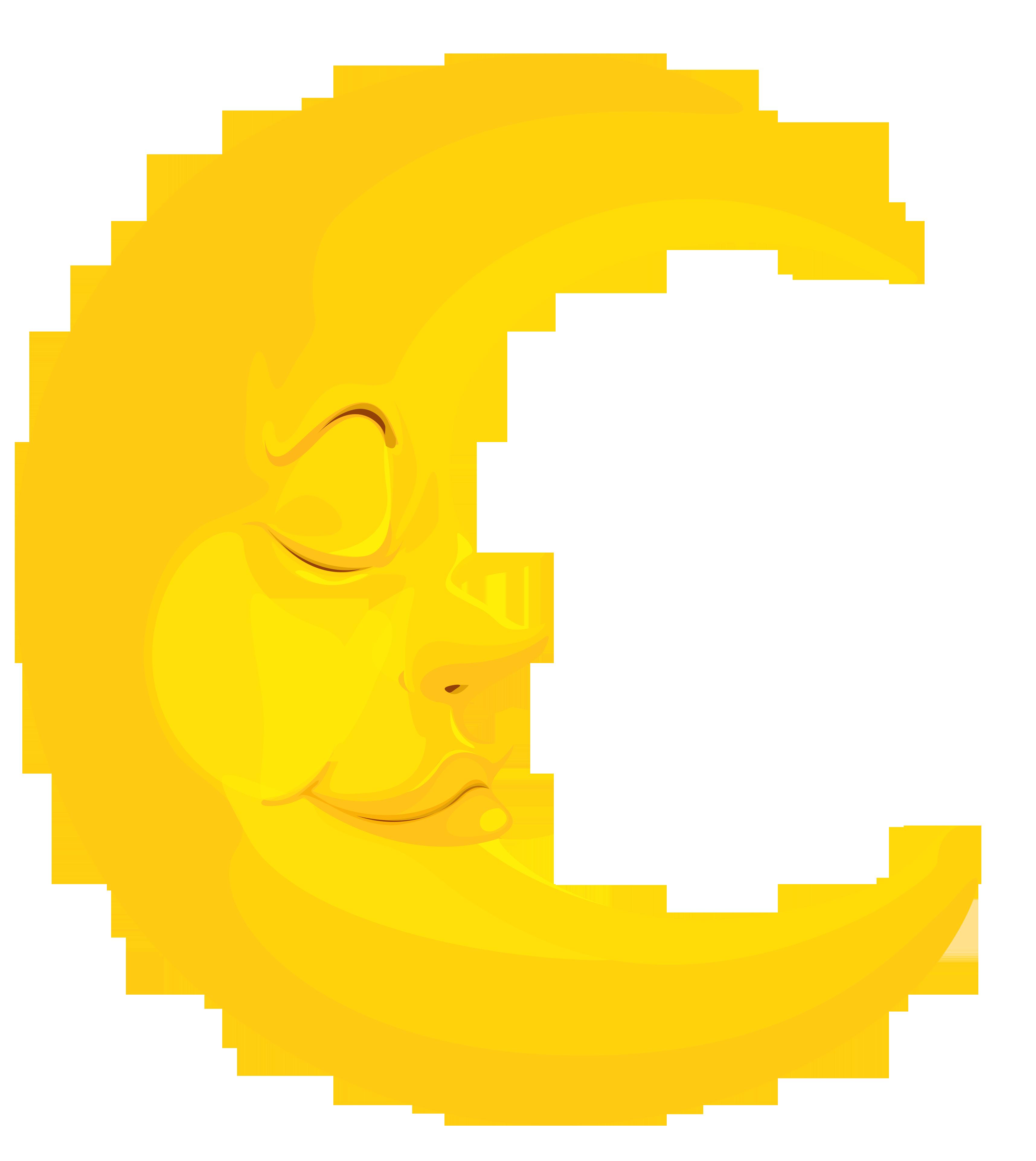 moon clipart-moon clipart-0