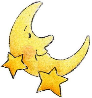 Moon clip art free clipart .