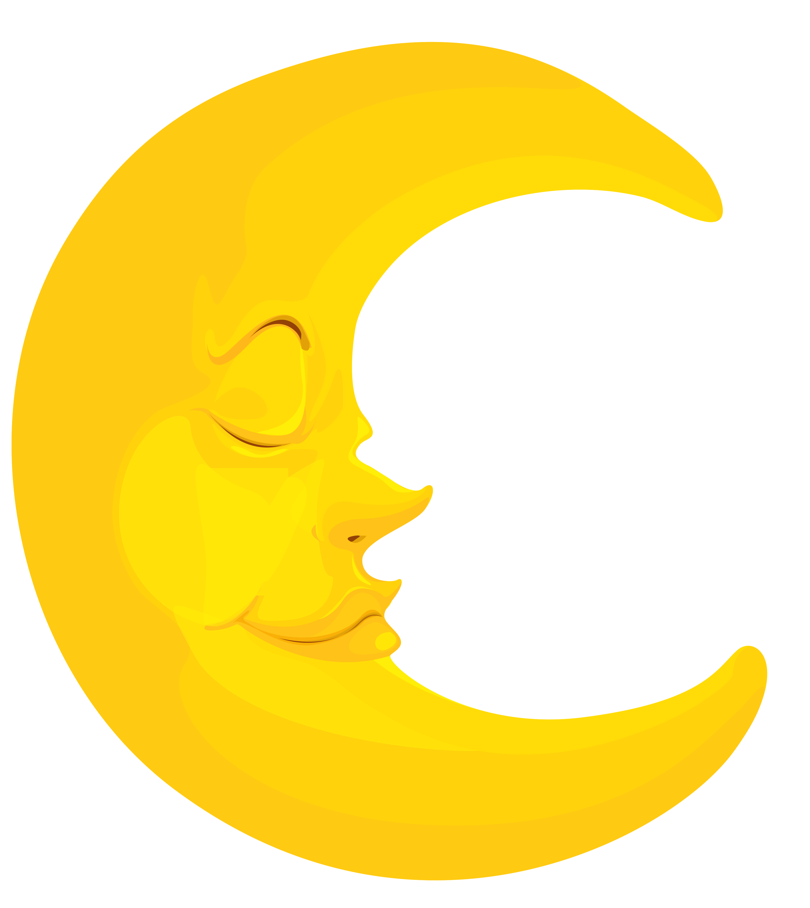 moon clipart u0026middot; moo - Moon Clip Art