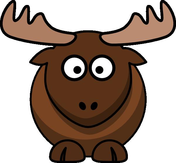 Moose Clip Art At Clker Com Vector Clip -Moose Clip Art At Clker Com Vector Clip Art Online Royalty Free-16