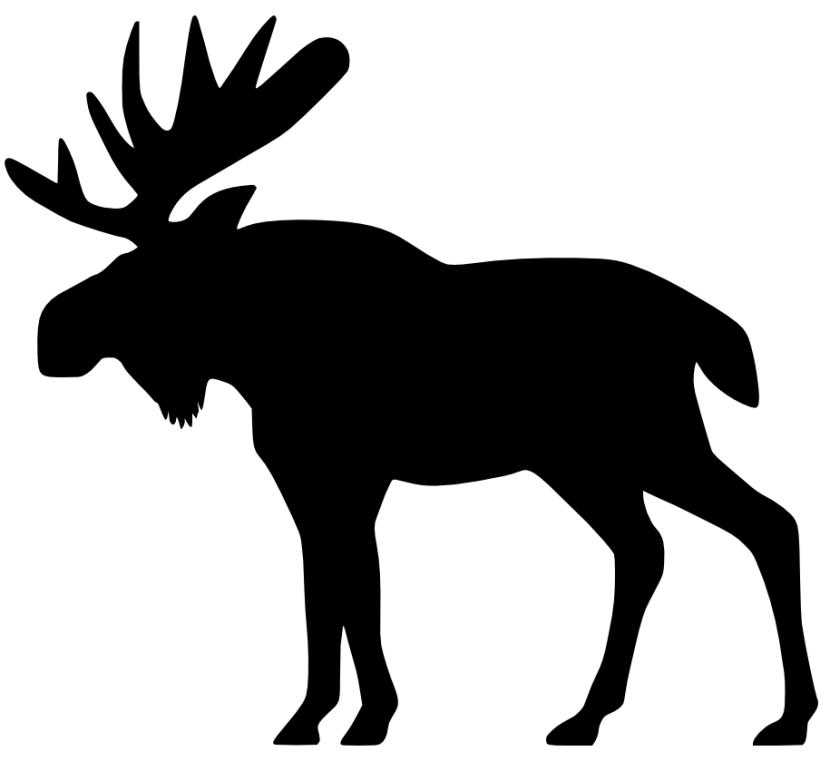 Moose Clip Art Download