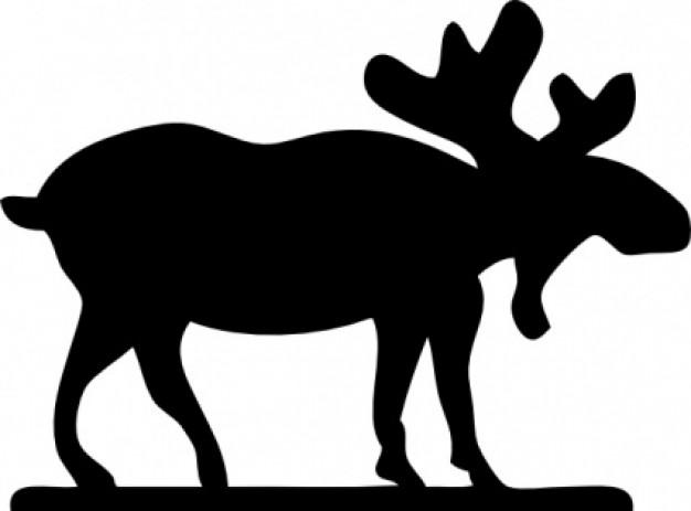 Moose Clipart-Moose Clipart-15