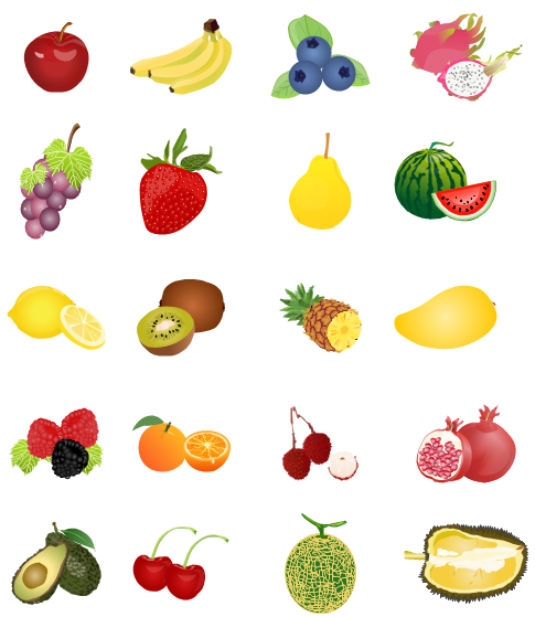 More food clip art