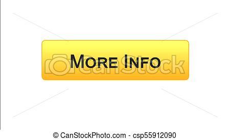 More info web interface button orange color, internet site design,  application - csp55912090