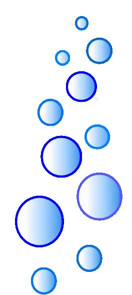 More N More Blue Bubbles Clip Art At Clk-More N More Blue Bubbles Clip Art At Clker Com Vector Clip Art-14