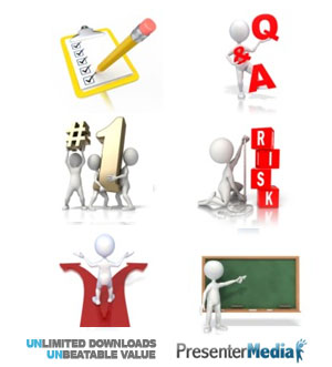 more PowerPoint Clipart