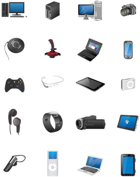 More Technology Clipart-More Technology Clipart-7