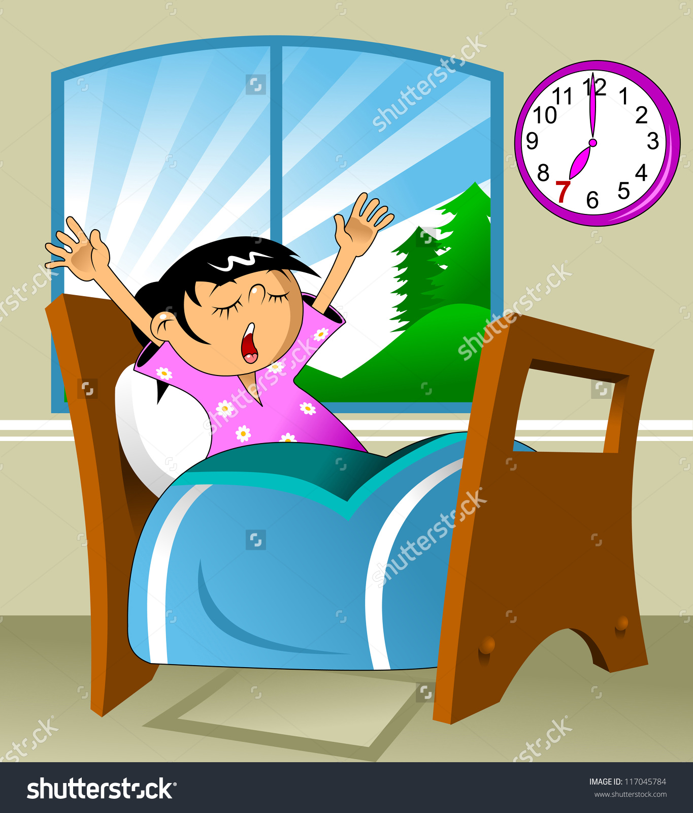 morning girl wake up clipart ... Save to-morning girl wake up clipart ... Save to a lightbox-17