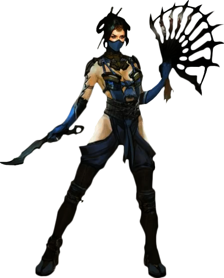 Kitana Mortal Kombat X Render by xXKyraR-Kitana Mortal Kombat X Render by xXKyraRosalesXx ClipartLook.com -12