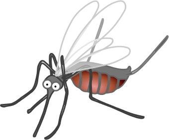 Mosquito Clip Art-Mosquito Clip Art-0