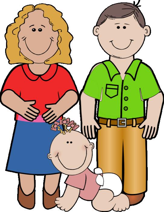 Mother And Father Clipart-mother and father clipart-15