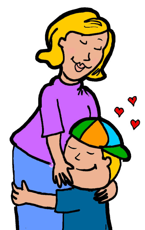 Mother Clip Art Black And White | Clipart library - Free Clipart Images