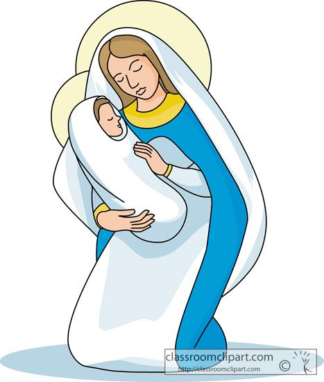 mary-jesus-mother-clipart-9.jpg 467×550 pixels