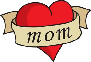 Mother S Day Clip Art Border  - Mothers Day Clipart