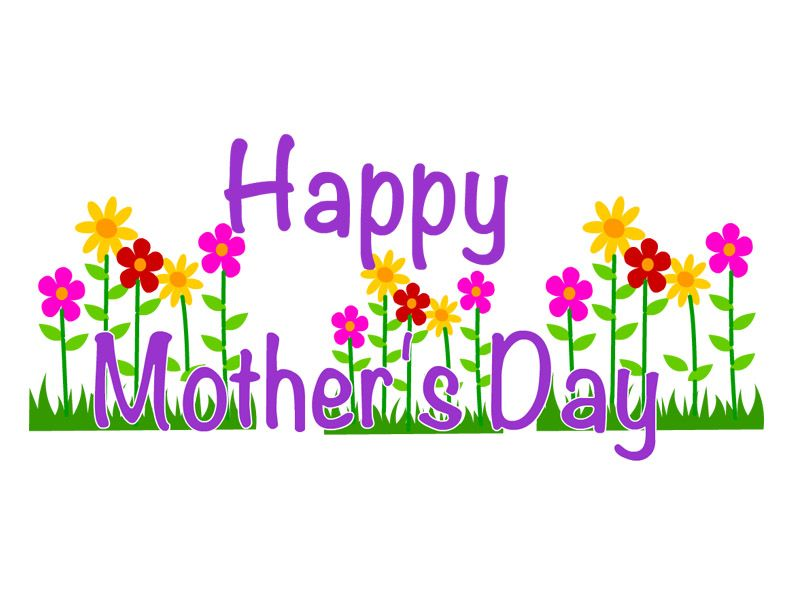 Happy Motheru0027s Day Clip A - Mothers Day Clipart
