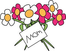 Tags: Motheru0027s Day clipart, Mothers card clipart