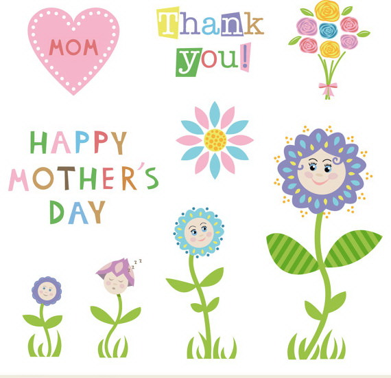 Mothers day clipart | Theme and Pictures | Pinterest | Mothers, Art and Photos