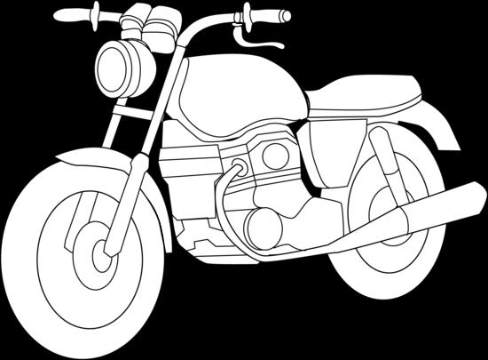 Motorcycle Coloring Page-Motorcycle Coloring Page-16
