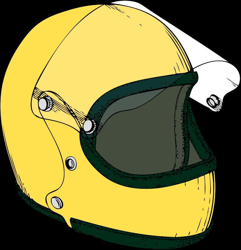 Motorcycle Helmet Clipart-Clipartlook.com-771