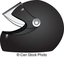 . ClipartLook.com Helmet racer - Racer helmet - accessory athlete uniforms.