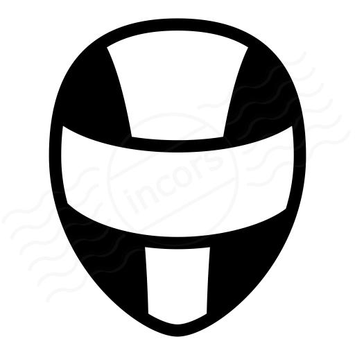 Motorcycle Helmet Icon