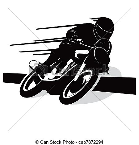 ... Motorcycle vector background vector