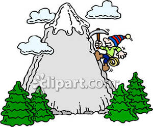Mountain Climber Clipart Clipart Panda Free Clipart Images