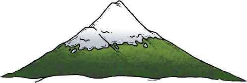 Mountain clip art free free clipart images