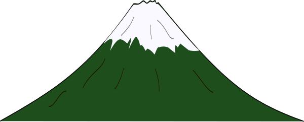 Mountain clipart clipart . Mountain
