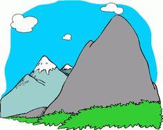 Mountain Clipart More